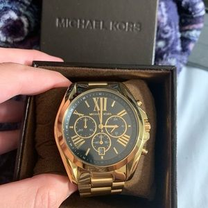 Unisex Michael Kors watch!
